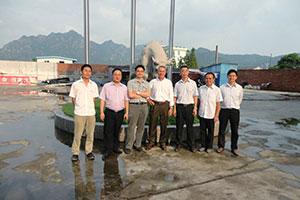 Os líderes da DEFOND Company visitaram nossa empresa